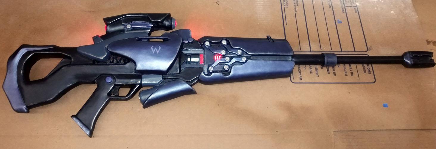Widowmaker rifle 2